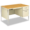 Desks & Workstations: HON® Mentor® Series Single Pedestal Desk