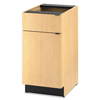 Filing cabinets: HON® Modular Hospitality Single Base Cabinet
