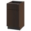 HON HON® Modular Hospitality Single Base Cabinet HON HPBC1D1D18MO