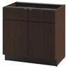 HON HON® Modular Hospitality Double Base Cabinet HON HPBC2D2D36MO