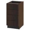 HON HON® Modular Hospitality Single Base Cabinet HON HPBC4D18MO