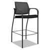 chairs & sofas: HON® Ignition 2.0™ Ilira-Stretch Mesh Back Cafe Height Stool