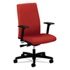 Executive Task Chairs Mid Back Swivel Tilt Chairs: HON® Ignition® Series Mid-Back Work Chair