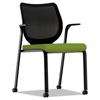 hon: HON® Nucleus® Series Multipurpose Stacking Chair with ilira®-Stretch M4 Back