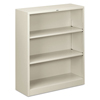 shelves and cabinets: HON® Brigade® Metal Bookcases