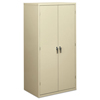 shelves and cabinets: HON® Brigade® Assembled Storage Cabinet