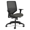 Solve Series Mesh Back Task Chair, Ink