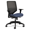 chairs & sofas: Solve Series Mesh Back Task Chair, Midnight