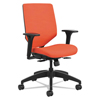 chairs & sofas: HON® Solve™ Series Upholstered Back Task Chair