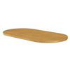 Tables: HON® Preside® Racetrack Conference Table Top