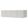Desks & Workstations: HON® Voi® Four-Door Overhead Cabinet