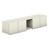 HON HON® Voi® Four-Door Overhead Cabinet with Cubby HON VHF72W