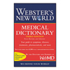 Houghton Mifflin Houghton Mifflin Webster's New World™ Medical Dictionary, Third Edition HOU 1549536