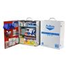 Hospeco Proworks Ansi Class B 3 Shelf First Aid Kit, Metal HSC2019FAK-B