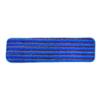 Hospeco Microfiber Scrubber Flat Mop HSC2504-MFFP-18BS