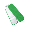Mops & Buckets: Hospeco - Microfiber Velcro Wet Flat Mop