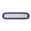 Hospeco Microfiber Velcro Dust Mop HSC2506-MFVM-36