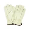 Hospeco ProWorks® Standard Grain Cowhide Driver Gloves HSC GWCGLDR1-L