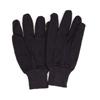 Hospeco ProWorks® Brown Jersey Gloves HSC GWJBSW-1