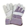 Gloves Leather Gloves: Hospeco - Leather Palm Gloves