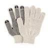 Hospeco ProWorks® PVC Dotted String Knit Gloves HSC GWSKDB1