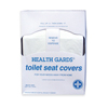 toilet seat cover and toilet seat cover dispensers: Hospeco - Health Gards® Quarter-Fold Toilet Seat Covers