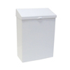 Sanfacon-personal-care: Hospeco - Wall Mount Feminine Hygiene Receptacle