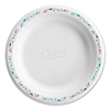 Disposable Plates Foam Plates: Chinet® Classic White™ Premium Strength Molded Fiber Dinnerware