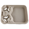 Chinet StrongHolder® Molded Fiber Cup/Food Trays HUH FILM