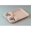 Huhtamaki Chinet® StrongHolder® Molded Fiber Carriers and Trays HUH FLOW
