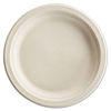 disposable dinnerware: Chinet® PaperPro® Naturals® Molded Fiber Round Plates