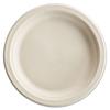 Huhtamaki Chinet® PaperPro® Naturals® Molded Fiber Round Plates HUH PAPRO1