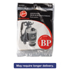 vacuum bags: Hoover® Commercial Back Pack Disposable Vacuum Cleaner Liner