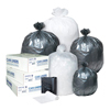 Waste Can Liners: High-Density Interleaved Commercial Can Liners
