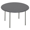 Tables: Iceberg IndestrucTable Too™ 1200 Series Round Folding Table