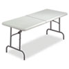 Iceberg Iceberg IndestrucTables Too™ 1200 Series Rectangular Table ICE 65453