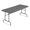Iceberg Iceberg IndestrucTable Too™ 1200 Series Rectangular Folding Table ICE 65457