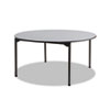 Tables: Iceberg Maxx Legroom™ Round Folding Table