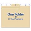 Ideastream find It™ File Folders IDE FT07046