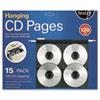 Ideastream find It™ Hanging CD Pages IDE FT07069