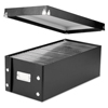 Record Storage Boxes Storage File Boxes: Snap-N-Store® Media Storage Box