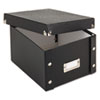 Ideastream Snap-N-Store® Collapsible Index Card File Box IDE SNS01647