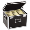 File Boxes: Vaultz® Locking Letter/Legal File Chest