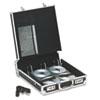 Ideastream Vaultz® Locking Media Binder Case IDE VZ01076