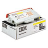IBM InfoPrint Solutions Company 75P5429 Toner, 6600 Page-Yield, Yellow IFP 75P5429