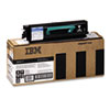 IBM InfoPrint Solutions Company 75P5711 High-Yield Toner, 6000 Page-Yield, Black IFP 75P5711