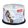 Imation imation® CD-R Printable Recordable Disc IMN 17304