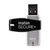 Imation imation® Secure+ Hardware-Encrypted Flash Drive IMN 28909