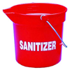 Impact Deluxe Heavy-Duty Sanitizer Bucket IMP 5510RS