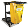 Impact Janitor's Cart with 25-Gallon Bag IMP6850
